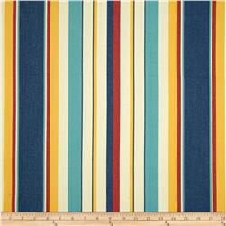 Covington South Beach Twill Stripe Twill Nautical