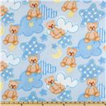 WinterFleece Baby Teddy Blue