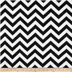 DC-267 Premier Prints ZigZag Black/White