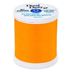 Coats & Clark Dual Duty XP 125yd Neon Tigerlilly
