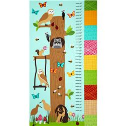 Bright & Buzzy Growth Tree Panel Multi
