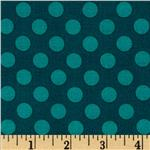 CS-296 Michael Miller Ta Dot Teal