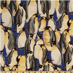 220747 Living Wonders Penguins Blue/Black