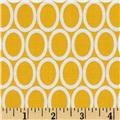 Remix Ovals Summer Yellow