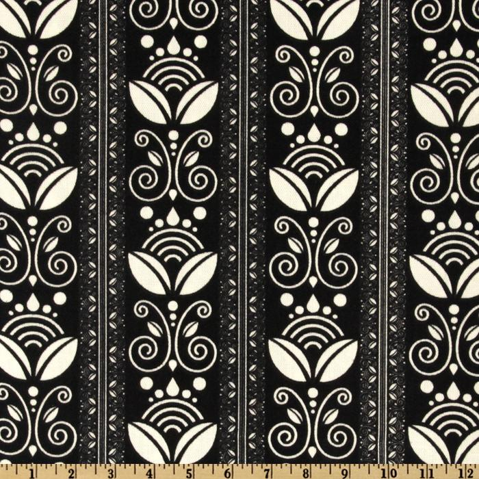 Premier Prints Indoor/Outdoor Malibu Ebony