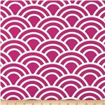0286753 Michael Miller Bekko Home Decor Swell Orchid