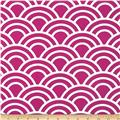 Michael Miller Bekko Home Decor Swell Orchid