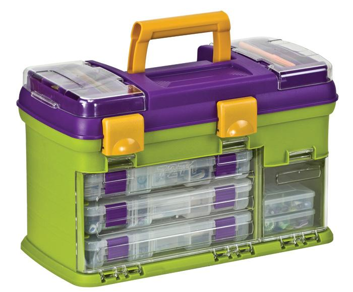 Creative Options Grab N' Go Multi-Craft Rack System Craft Organizer