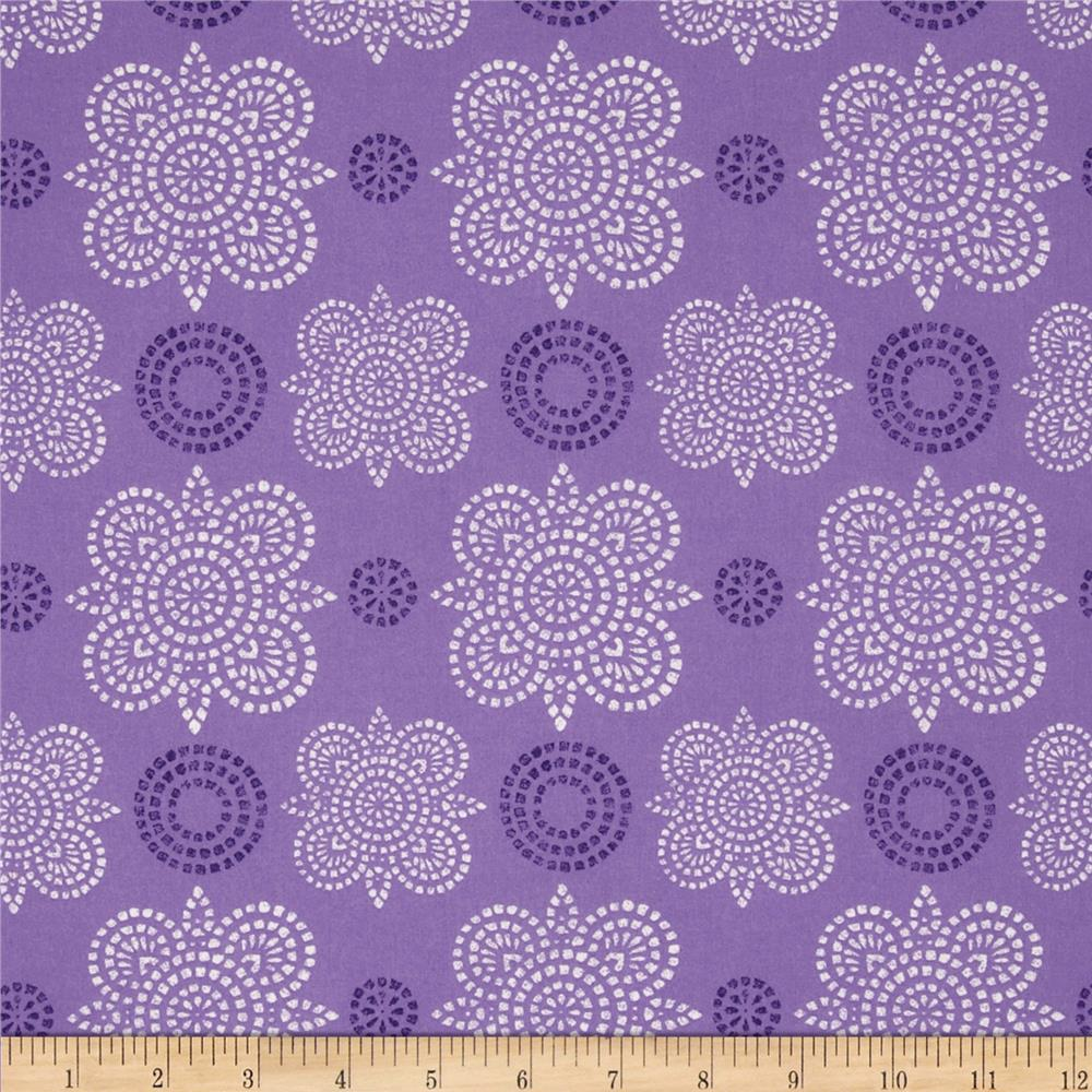 Ty Pennington Home Decor Impressions Taj Grape