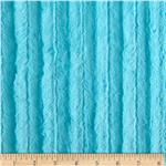 Minky Velvet Plush Cuddle Turquoise