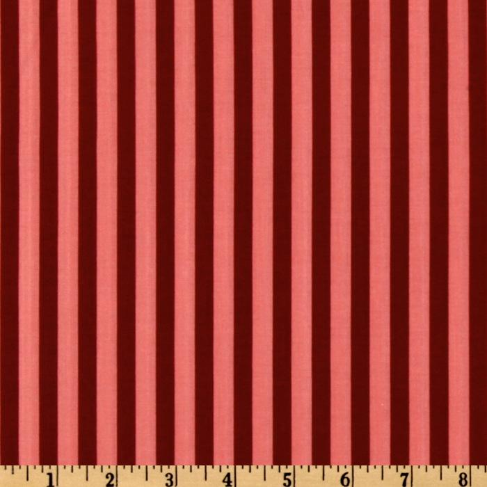 Lost & Found Stripes Red