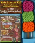 No Rules Knitting at the Teen Knit Caf DVD Kit