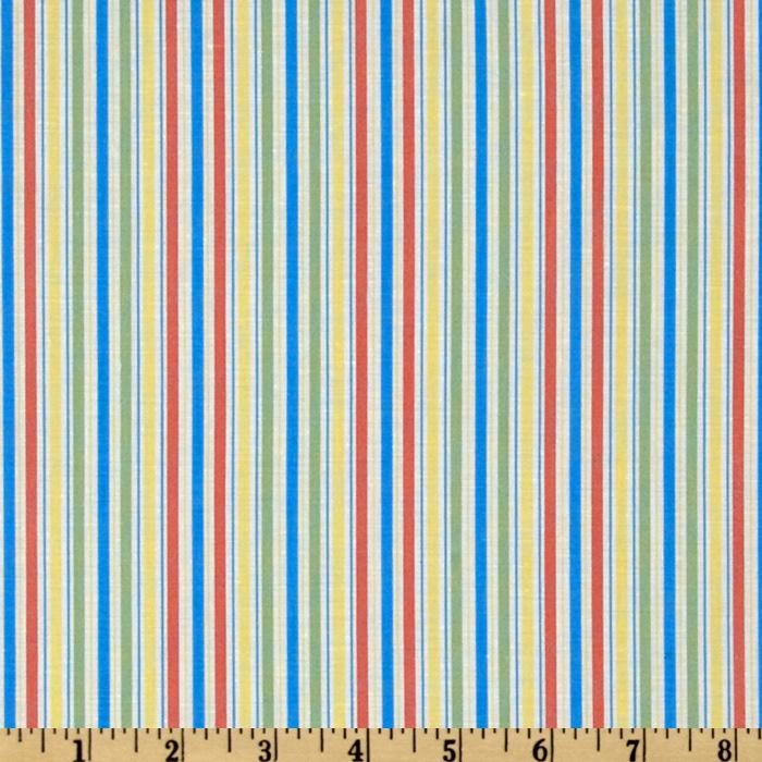 Bazooples Carousel Stripe Multi