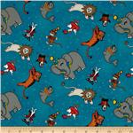 0270069 Daphne&#39;s Circus Animals Blue