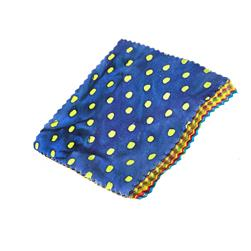 "Indian Batik 5"" Charm Pack Polka Dot Multi"