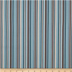 Riley Blake Round Up Stripe Blue