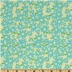 Katharine&#39;s Wheel  Starry Night Turquoise