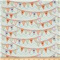 Circus Day Circus Flags Multi/Cream