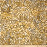 Richloom Euros Jacquard Daffodil
