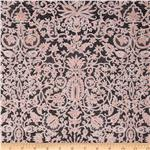 0270206 Lovely Lace Damask Blush