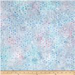 0290555 Artisan Batiks Painterly Palette 2 Small Geo Shapes Rain