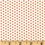 0280328 Moda Avalon Seaside Polka Dot Bikini Daisy/Red