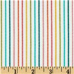 0279303 Riley Blake So Happy Together Flannel Stripe Multi