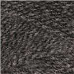 LBY-632 Lion Brand Jiffy Yarn (159) Dark Grey Heather