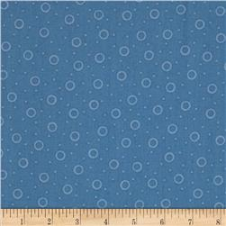 Sketchbook Circles & Dots Blue