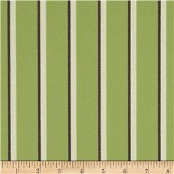 Sunbrella Outdoor Harwood Stripe Peridot