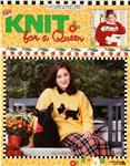 Leisure Arts Mary Engelbreit &quot;Knit for a Queen&quot; Book