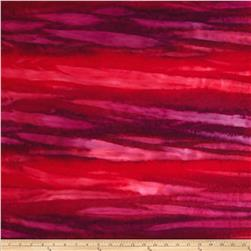 Bali Rainbow Flannels Striations Dark Cherry/Plum