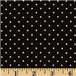 FM-509 Pindot Black
