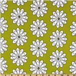 239258 Delight Spiral Flower Green