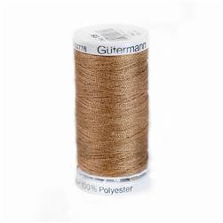 Gutermann Thread Extra Strong 110YD - Mink Brown