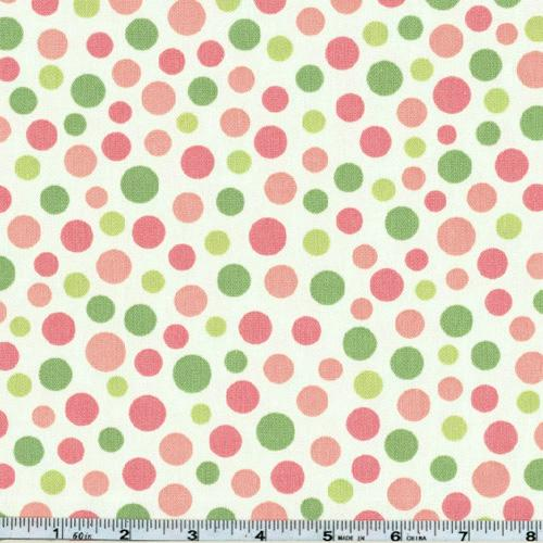 P Kaufmann Dotty Dot Watermelon