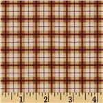 FV-020 Riley Blake Elk Ridge Plaid Brown