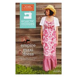 Joel Dewberry Empire Maxi Dress Pattern