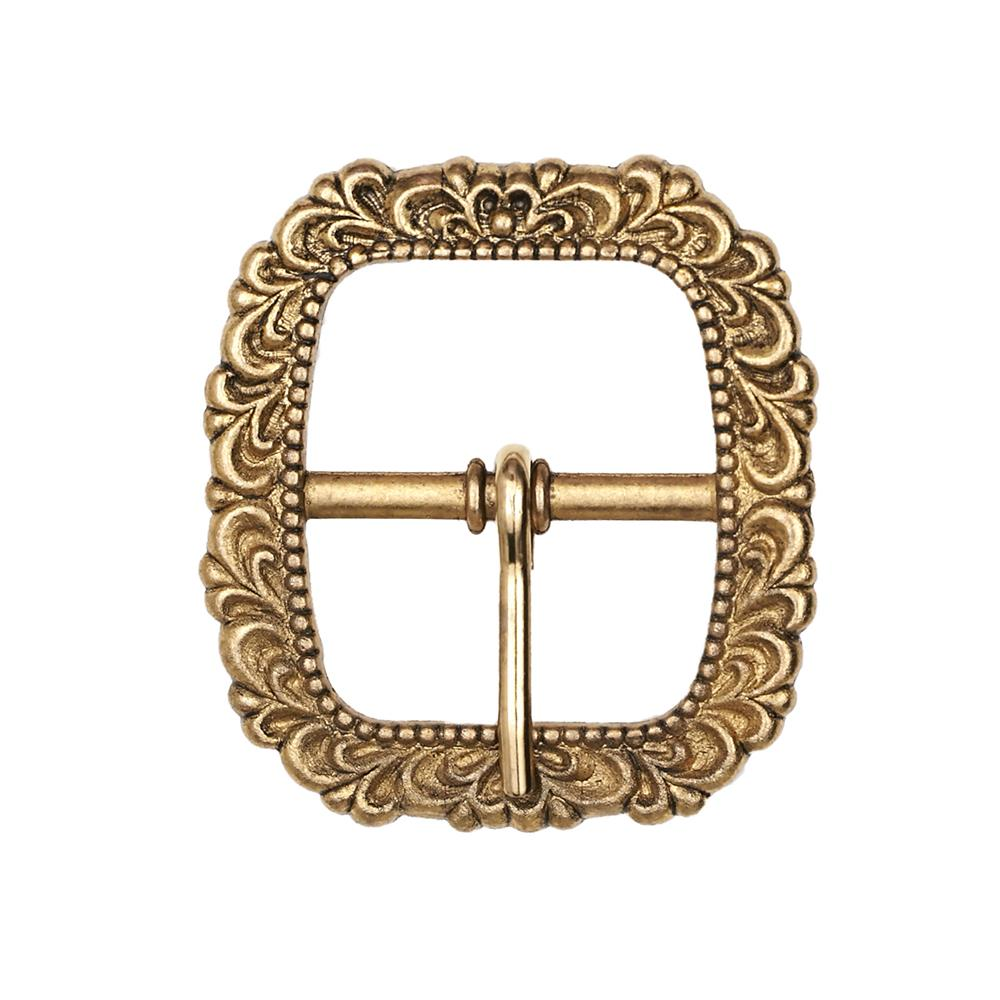 Dill Fashion Buckle 30mm Gold Finish