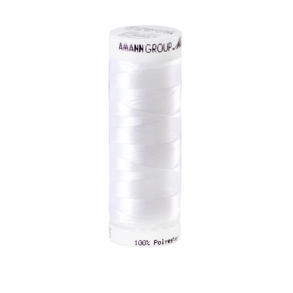 Mettler Polysheen Thread White