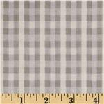 0262745 Baby Business Herringbone Plaid Light Grey