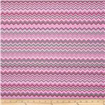 0300029 A.E. Nathan Chevron Pink/Grey/White