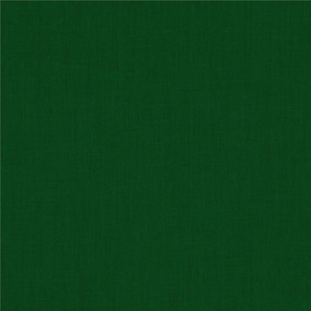 Cotton Lawn Kelly Green