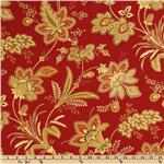 UF-762 Waverly Barano Vintage Red