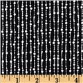 Loralie Beaded Curtain Black/White