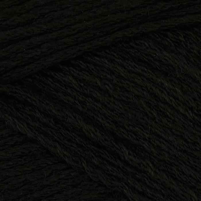 Naturally Caron Spa Yarn (0012) Black