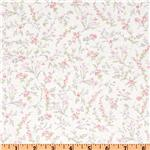 Treasures by Shabby Chic Wildflowers Floral Sprigs  Pink