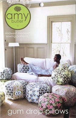 Amy Butler Gum Drop Pillows Pattern