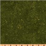 ET-068 A Quilter's Home Speckled Olive