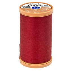 Coats & Clark Machine Quilting Cotton Thread 350 yd. Barberry Red